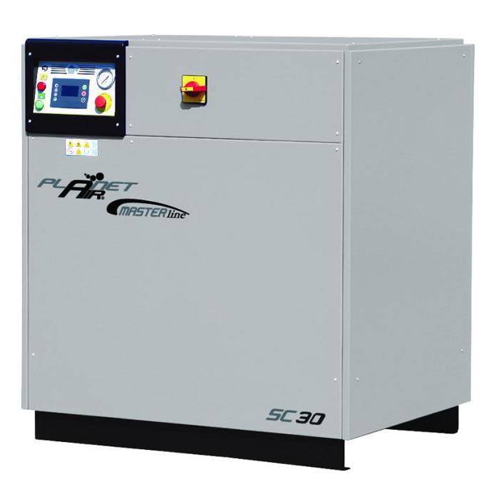 skrue kompressor 10 bar 4200 5000 l min 30 37 kw master line. Black Bedroom Furniture Sets. Home Design Ideas