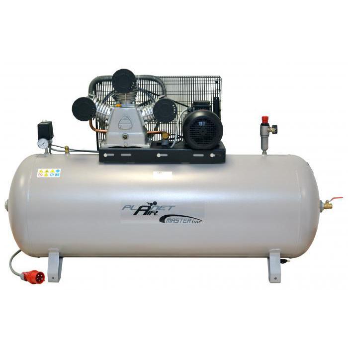 stempel kompressor 10 bar 630 l min st pejern. Black Bedroom Furniture Sets. Home Design Ideas